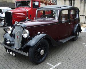 Austin-car